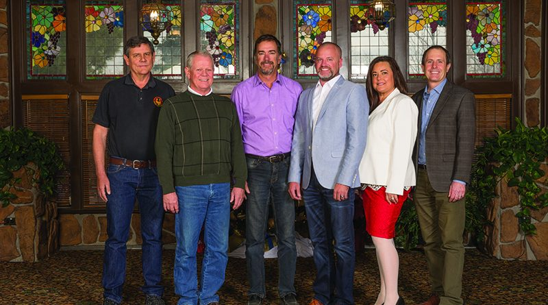 Colorado Builder roundtable panelists