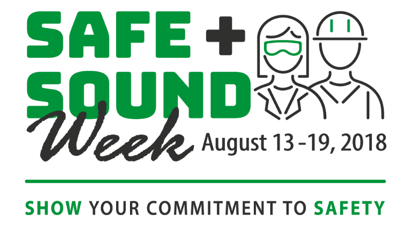 osha safe and sound week