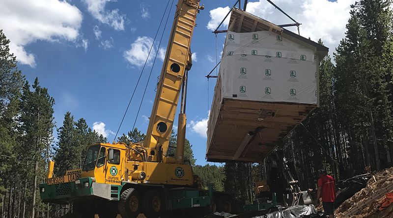 modular housing system-built prefabrication