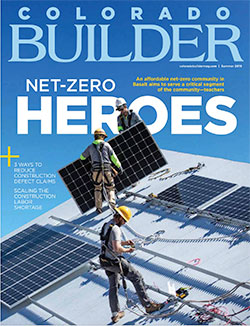 Colorado Builder Magazine Summer 2019