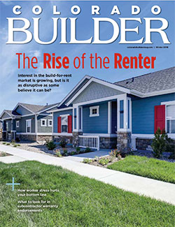 Colorado Builder Winter 2019