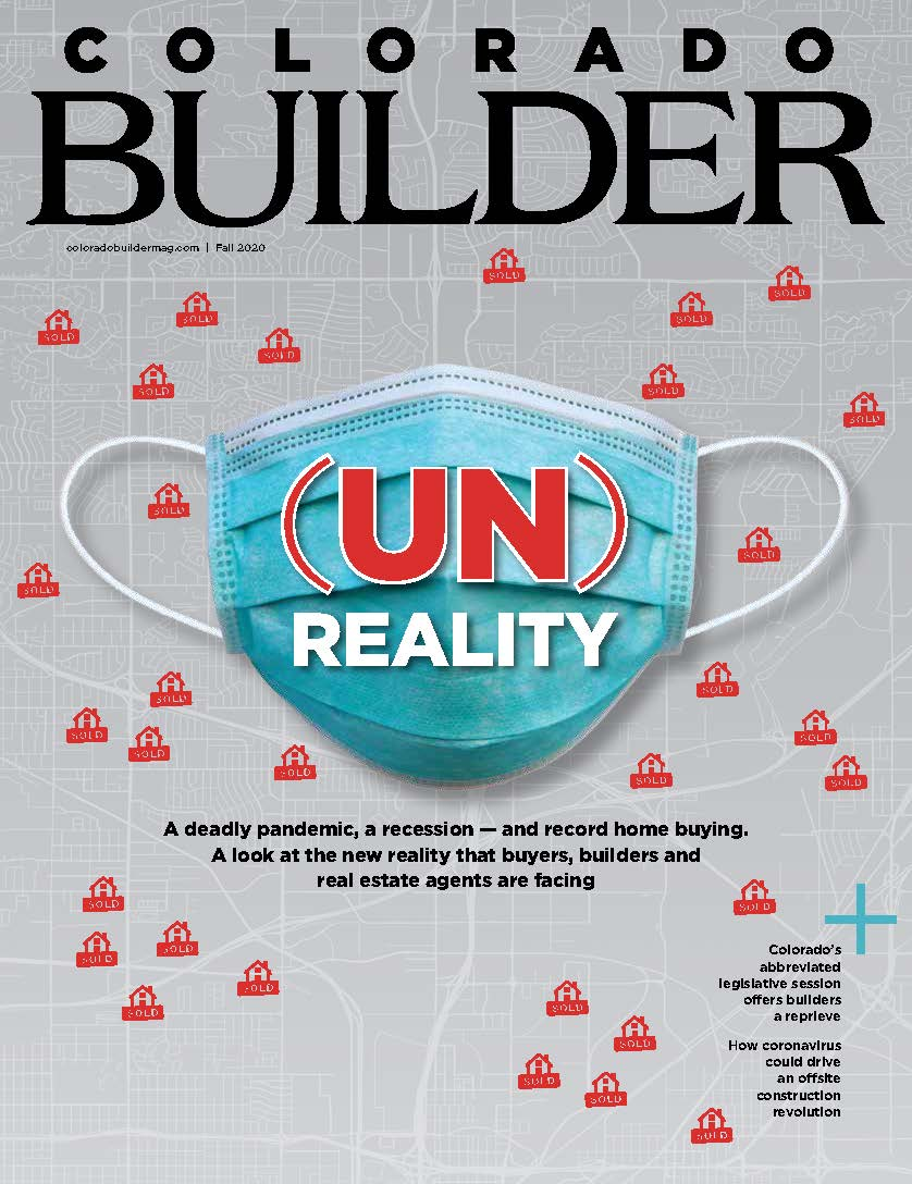 Colorado Builder Fall 2020